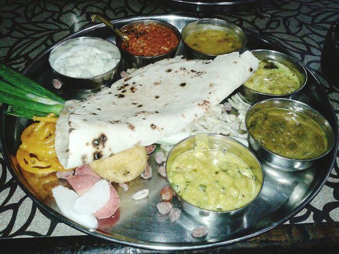Meal Marathi Traditional Cuisine Maharashtrianfood