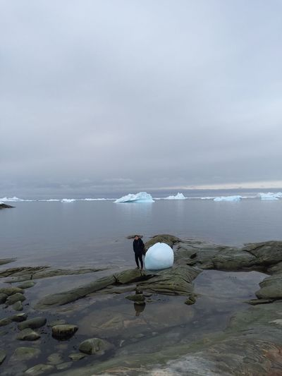 Iceberg Enjoying Life From My Point Of View Naturephotography Nature_collection Nature Photography Ilulissat Greenland Check This Out Beautiful