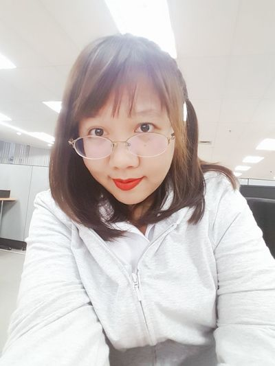 EyeEm Selects Adult Close-up Headshot Child Portrait Red Lips Girl Power Me Red Lips 💋💋 Red Lipstick Freshness Looking At Camera Girls One Girl Only Children Only Childhood Smiling One Person Thai Girl People Cheerful Day