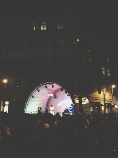 Festival Artweek Berlin Night