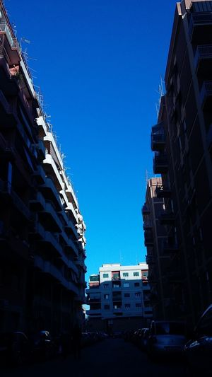 Architecture Blue Building Exterior Built Structure Cityscape Urban Skyline City 2.0 - The Future Of The City Particolari Wintertime EyeEm Best Edits Colorcolorcolor My Year My View Inlove No Edit No Filter The Architect - 2017 EyeEm Awards