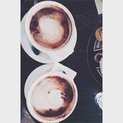 Officiallybecomingacoffeeaddict Enjoying Life Coffee And Cigarettes Foodphotography Vscocam Coffeelover
