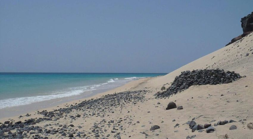 Playa de Butihondo (Fuerteventura, Spain) Fuerteventura Beach Sea Landscape