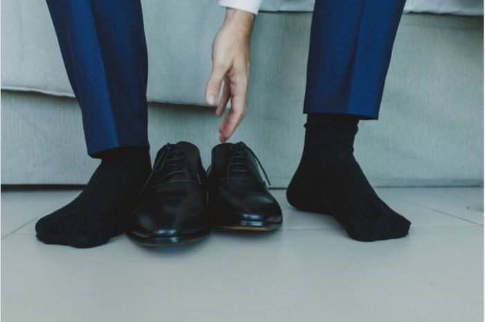 Noivo Shoe Businessman Men Human Leg Low Section Indoors  Formalwear Trousers Well-dressed Human Body Part Dress Shoe Business Real People Standing One Person One Man Only Suit Only Men Marriage Ceremony Michele Lekan Fineart Fine Art Photography(null)