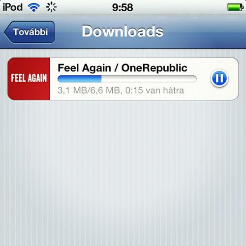 Finally I could buy it too :D & love it!! Feelagain @eddieray @brentkutzle