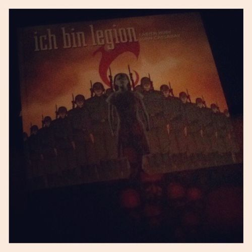 Lesestoff #comic #ichbinlegion #iamlegion Comic Ichbinlegion Iamlegion