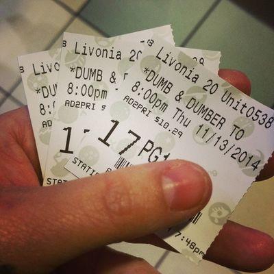 Yup, this happening! Dumbanddumberto Movies JimCarey Jeffdaniels