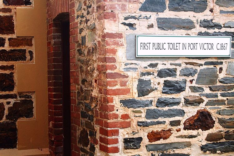 Old public toilet south Australia Old Public Toilet Old Brickwork Is Amazing... Slate