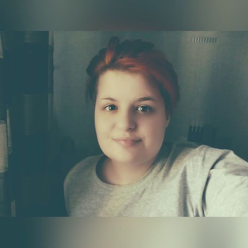 GoodMorning⛅ Looking At Camera Portrait Headshot One Person Young Adult Young Women People Smiling Indoors  One Young Woman Only Only Women Day Panevėžys Lithuania Lithuaniangirl RedHAIR ❤ Redgirl Lips Smile ✌ BrownEyes<3 Blackeyes Eyesshadows Kamiliote Folowforfollow First Eyeem Photo
