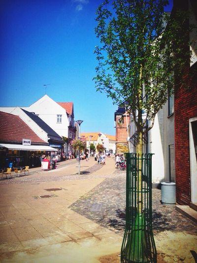 Bymidten Frederikssund bliver smukkere og smukkere