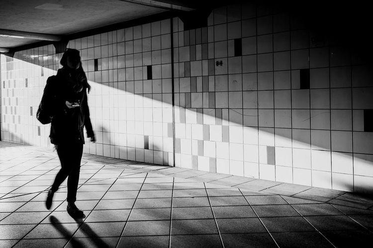 Underpass Alone