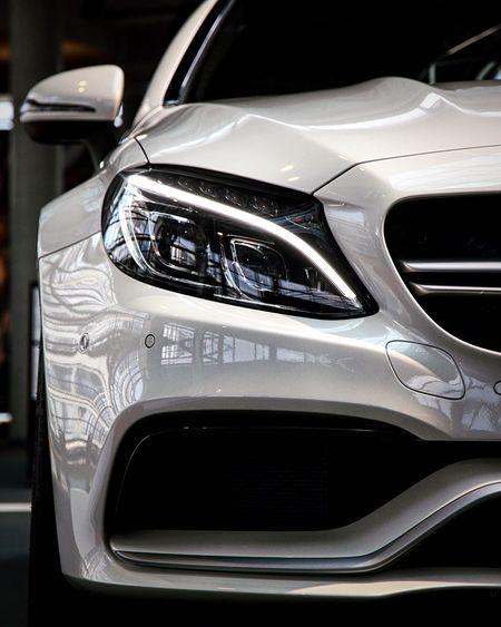 Mercedes-AMG C 63 Coupé. Car Mercedes-Benz Mercedes Mercedes-AMG AMG C63 Eyemphotography EyeEm Best Shots Carlovers Close-up Front View