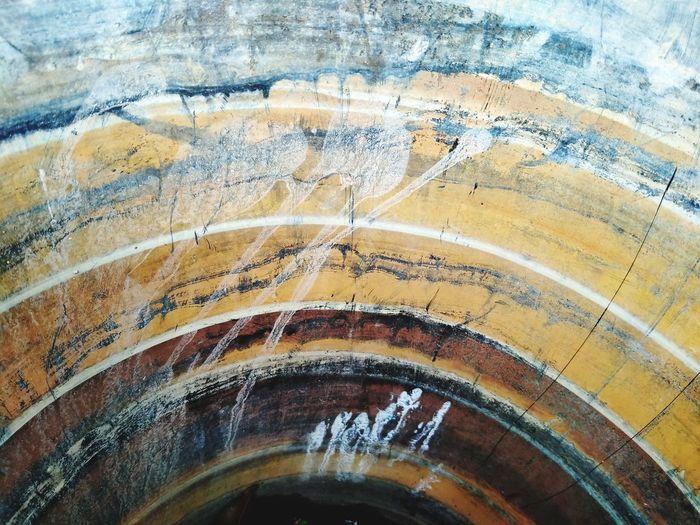 Full frame shot of old metal grate