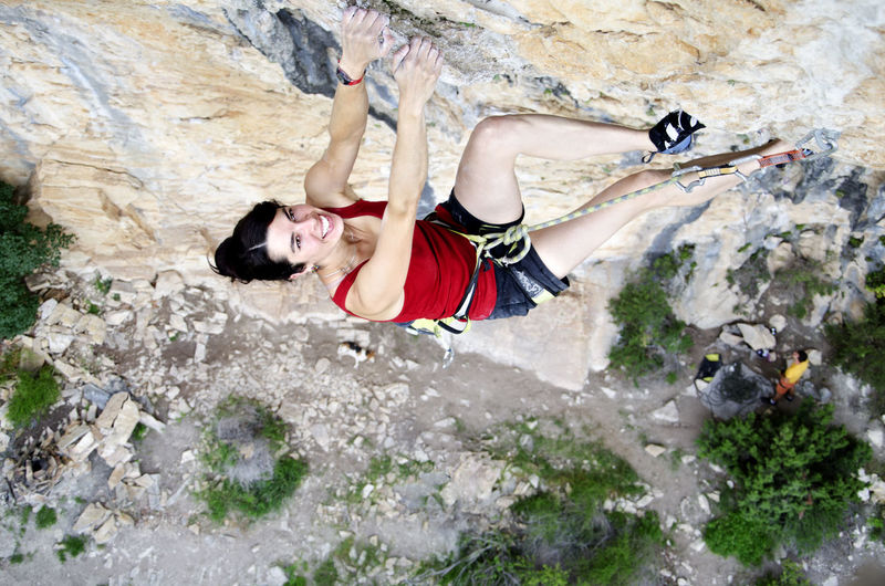 Adventure Adventure Time Athlete Bold Bold And Beautiful Brave Girl Braveheart Bravery Dare To Be Different Daredevil Happy Athlete Happy Climber Woman Climbing Woman Climbs