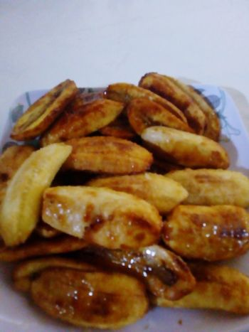 Fried Banana - Healthy and Delicious Delicious Banana Fried Close-up Sweet Food Food And Drink Deep Fried