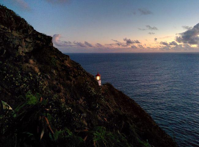 The Lighthouse in Waimanalo