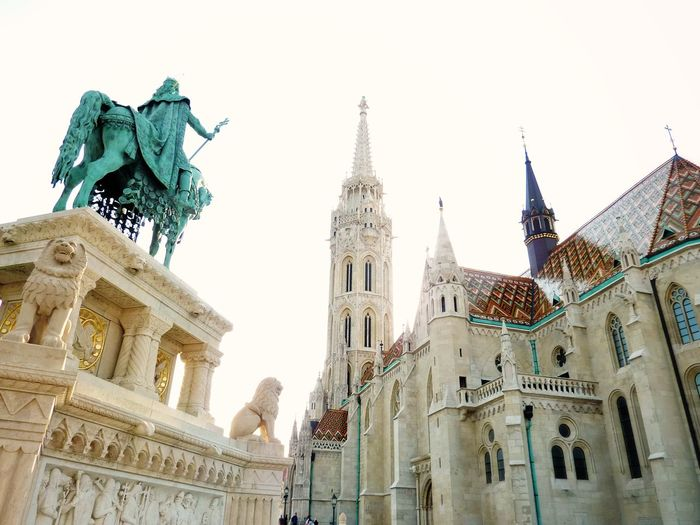 Architecture Travel Destinations Low Angle View Building Exterior Sky City Day No People Holiday Flixbus FlixMobility Your Ticket To Europe Budapest Budapest, Hungary Been There.