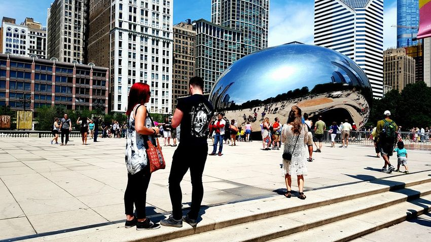Seeing The Sights Chicago ChiTown Chitecture The Bean Chicago