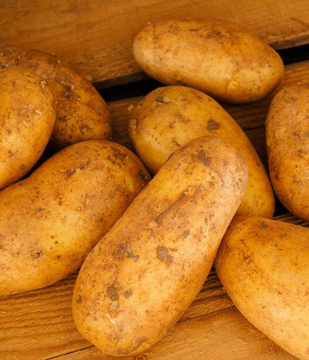 Food Kartoffeln Organic Food Potatoes Raw Potatoes Vegetables