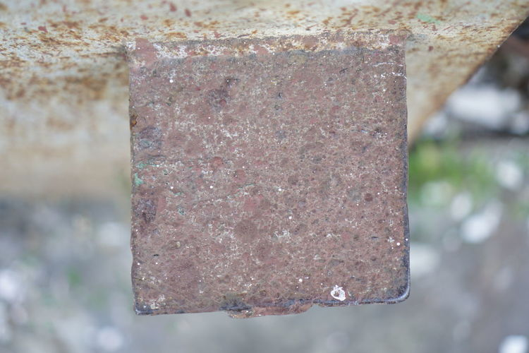 Rust Close-up
