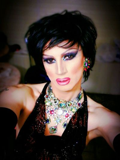Backstage Beforeshow Hello World Diva Extravaganza Dragshow Popular Selfie Dragqueen  Beautiful www.crystalshow.com.ua