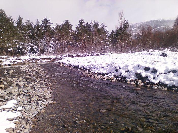 Snow ❄ Pirineos Nature_collection Paisajes únicos Nature Nieve Villanùa