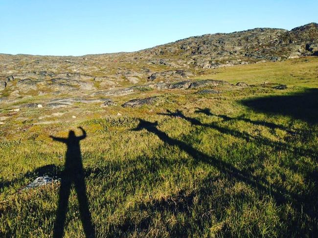 Midnight Sun Wonderfuld Greenland Wonderful Place Enjoying Life Check This Out Taking Photos Sunsetlover