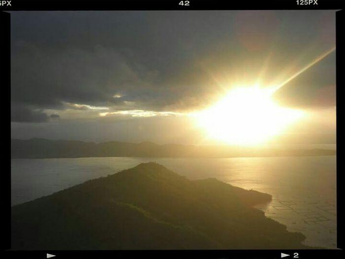 Sunrise Mount Tagapo Summit