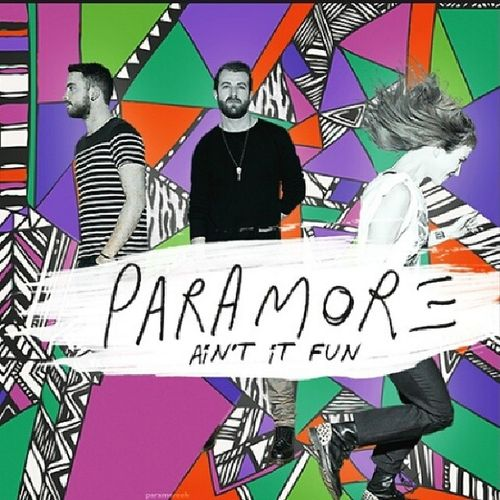 The world don't orbit around you!!! Paramore Aintitfun