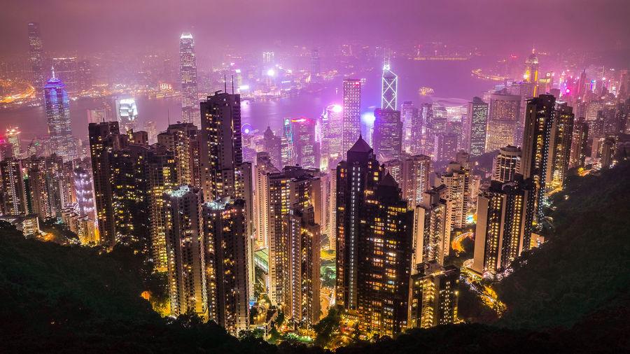 Hong Kong HongKong The Peak Victoria Peak First Eyeem Photo