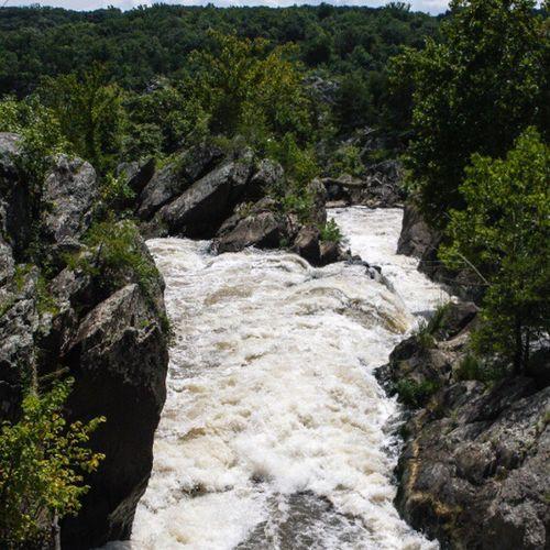 Lost In The Landscape Potomac River Potomac Falls Park Great Falls National Park