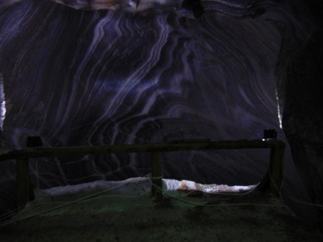 Beauty In Nature Cave Close-up Indoors  No People Saltmine  Turda Turda Salina