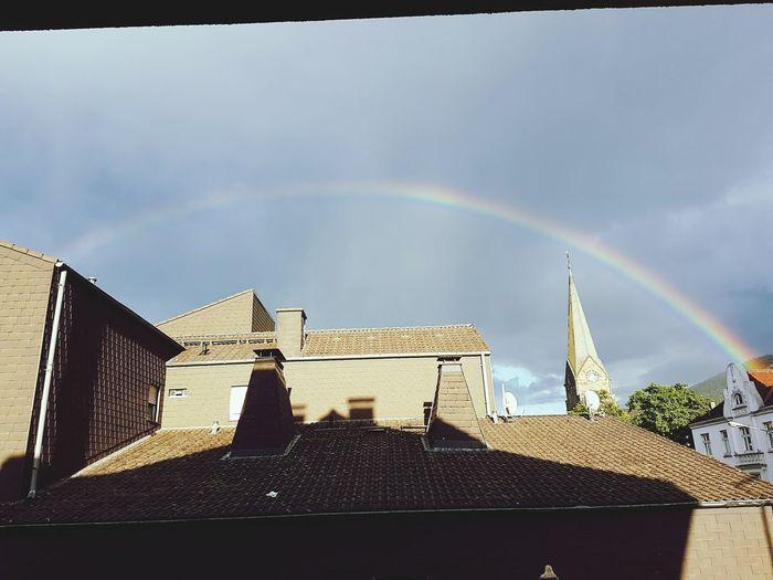 Zu Hause At Home Taking Photos Regenbogen Rainbow Schön Plettenberg