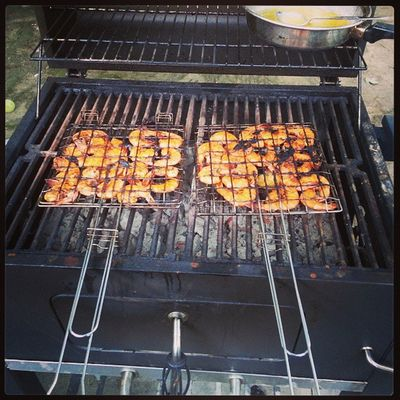 Grill shrimp, fish and beers love my family Lovelife Fun Sillymexican Dcfamily