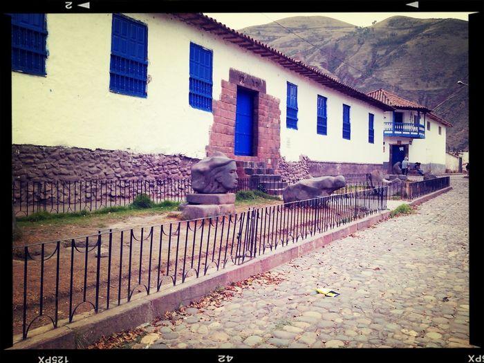 Andahuaylillas, Cusco, Peru