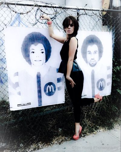 Test Shoot | Model Mandi McClean | Williamsburg | NYC Timyoungiphoneography Model Mandi McLean Photoshoot NYC