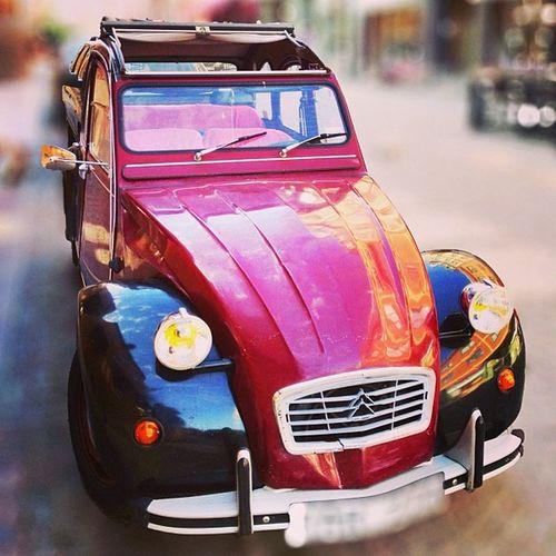 Oldfashion Car in Kalmar Kalmarsommar