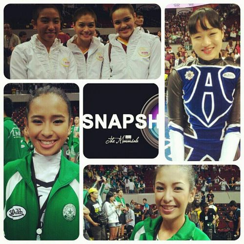 Beautiful girls, all over universities UAAP Uaap75 UAAPCDC UAAPCheerdanceCompetition2012 themanansala photography instagraphy ateneo lasalle up foodporn portraiture manila milan newyork paris london europe asia