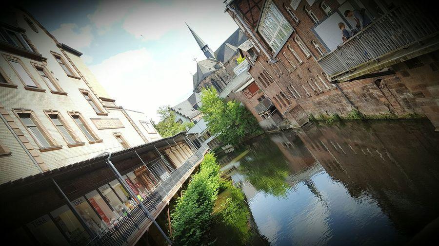 Impressionen Aus Marburg