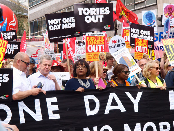 Tories Out! Not One Day More. National Demonstration Central London. 01-07-2017 #toriesout #notonedaymore #notonedaymore #notonemoreday #toriesout Austerity Austeritykills British Politics Conservative Party London News News Not One Day More Olympus Photojournalism Politics Politics And Government Protest Protesters Steve Merrick Stevesevilempire Zuiko