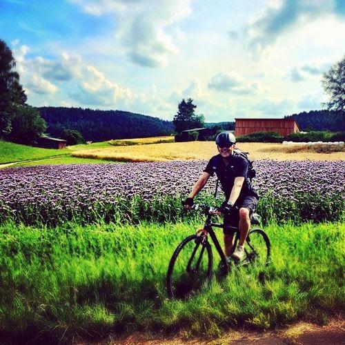 #bike tour #neuhaus_pegnitz #hirschbachtal