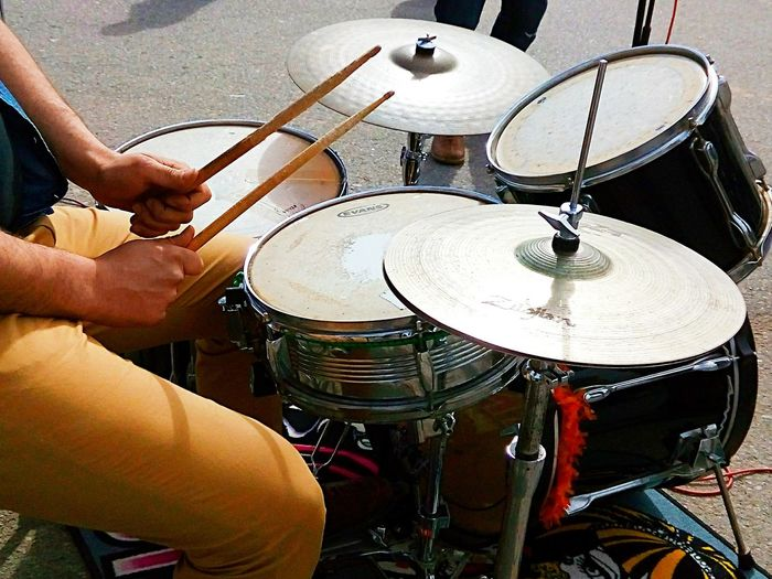 instrumento de percusión.