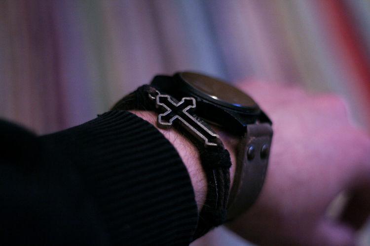 Faith and style Black Watch Black Shirt Cross Faith Faith In God Tradition Black Clothes Religion Style And Fashion