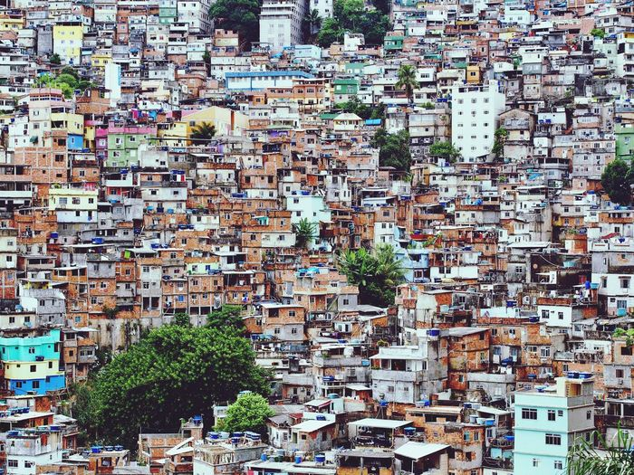 Rio De Janeiro Favela Rocinha Favelabrazil Travel Photography Full Frame Backgrounds Multi Colored No People Abundance Communication Pattern Architecture Built Structure Wall - Building Feature City Outdoors Graffiti Building Exterior Chaos Messy Adventures In The City