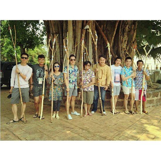 รวมพลปีละครั้ง สำหรับการทำบุญ ณ วัดประจำตระกูล วัดสวนดอก เชียงใหม่ Chiangmai Chiangmaitrip2015 songkran2015