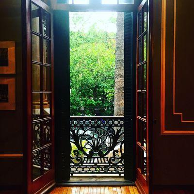 Architecture Window Balcony Museum Old House ColoniaRoma LaRoma Mexico Cdmx