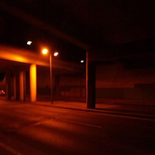 Brücke Night Februar Light gounderbridges