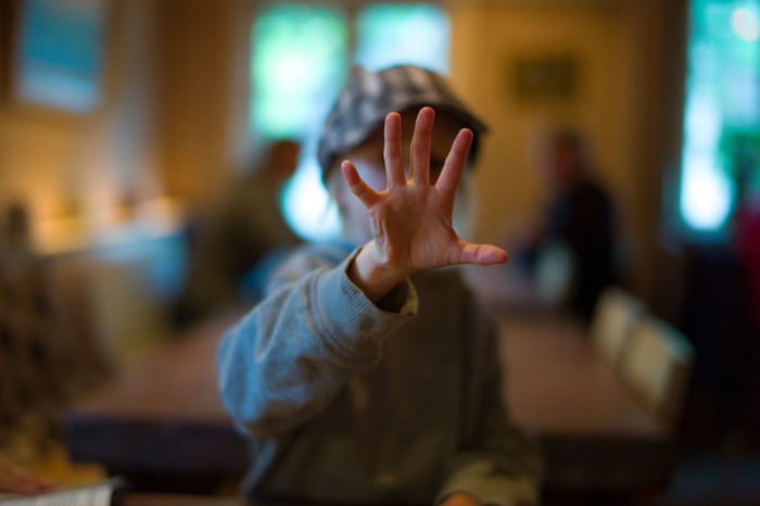 Child Close-up Focus On Foreground Gesturing Human Body Part Human Hand Indoors  Kid Nophotos One Person Real People