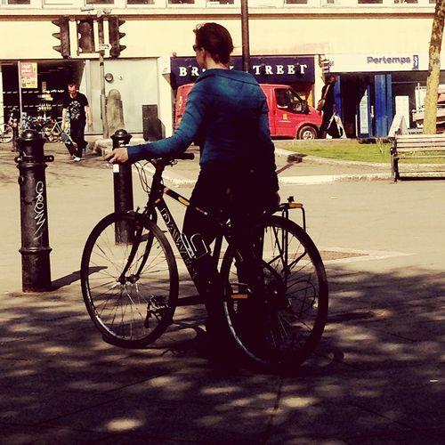 The Human Condition Walking Around Taking Photos Bike Skateboarding Bristol On The Move