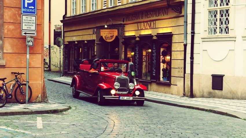 Praha Traveling